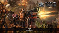 Affected Zone Tactics Wallpaper