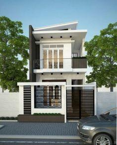 Công ty xây dựng Thanh Niên giới thiệu mẫu Thiết kế xây nhà phố 2 tầng 5x11m của chi Hồng Ngọc ngụ tại quân Tân Bình TP HCM. Gia đinh chị Ng...