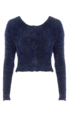 Louche Kendra fluffy crop