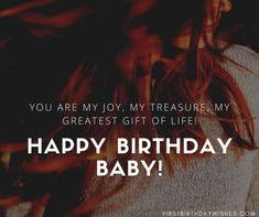 Cute Birthday Messages, Birthday Wishes For Girlfriend, Birthday Wishes Funny, Happy Birthday Baby, Fabulous Birthday, Girl Birthday, Lucky In Love, Love You, Messages For Her