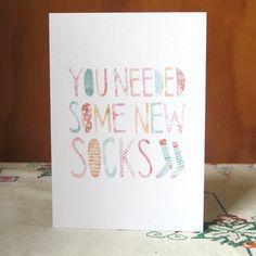 BEST Christmas card - via DTLL.