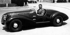 Fiat 508 C Balilla 1100 Spyder Mille Miglia '1938