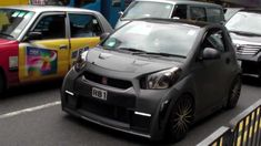Toyota IQ Super Tuned. Hong Kong Microcar, Smart Car, Scion, Jdm, Cars And Motorcycles, Hong Kong, Toyota, Automobile, Vehicles