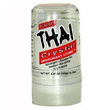 Thai Deodorant Stone, 4.25 Oz, Deodorant Stones of America