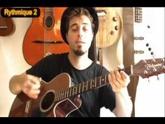 Santiano (Hugues Aufray) - Cours de guitare - YouTube