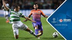 Melhores Momentos - Celtic 3 x 3 Manchester City - Champions League (28/...