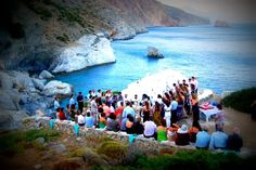 Wedding in Amorgos: The perfect setting for your special celebration! ~ Weddings in Greece