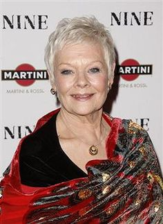 write in to get judi dench on downton abbey!!!