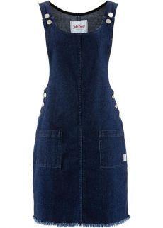 Jeans Dress, I Dress, Dress Outfits, Denim Outfits, Casual Outfits, Fashion Dresses, Denim Fashion, Girl Fashion, Womens Fashion