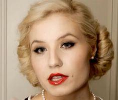 1950's make up tutorial link
