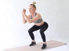 Fit werden mit 10 Minuten täglichem Training #Workout #Sportübung #Fitnessplan