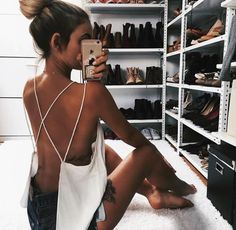 10 Outfit Essentials You Need For Spring Break Modest Summer fashion arrivals. New Looks and Trends. The Best of clothes in Chic Outfits, Summer Outfits, Fashion Outfits, Womens Fashion, Fashion Trends, Look Boho, Looks Street Style, Look Fashion, Fashion Design