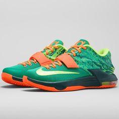 Nike News - KD7 Weatherman Shoe Brings Heat to the Forecast