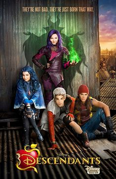 Dove Cameron in Descendants (2015)