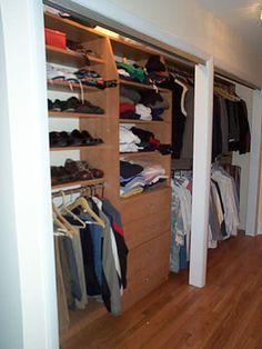 Ana White   No Paint Horizontal Closet Organizer   DIY Projects   Best Made  Plans   Pinterest   Ana White, House And Organizations