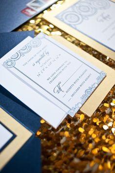 Doctor Who wedding invitations | Mintwich Design