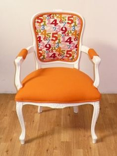 perfect for the orange/pink/teal room!!