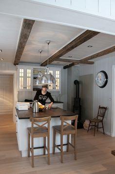 Beautiful kitchen ♡ Norway ♡