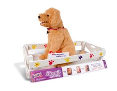 Biscuit the Dog Diorama