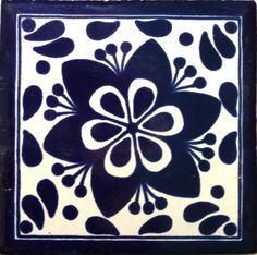 Talavera Tiles   BLUE & WHITE TILES