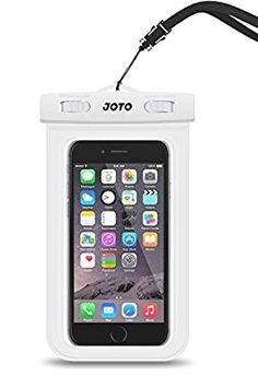 "Amazon.com: Universal Waterproof Case, JOTO Cellphone Dry Bag Pouch for iPhone X, 8/7/7 Plus/6S/6/6S Plus, Samsung Galaxy S9/S9 Plus/S8/S8 Plus/Note 8 6 5 4, Google Pixel 2 HTC LG Sony MOTO up to 6.0"" – Black: Cell Phones & Accessories"