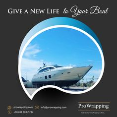 Best Interior, Interior And Exterior, Best Yachts, New Life, Restore, Showroom, Airplane View, Wrapping, Greece