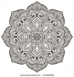mandala and paisley boarder laces - Google Search