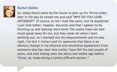 Rachel Dobbs' Testimonial