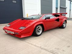 Lamborghini Countach Prova Sport Kit car Replica Correctly Registered | eBay