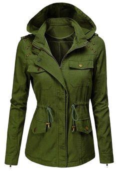 Doublju  Military Jacket. #camo