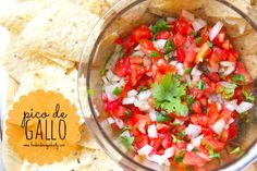 Food and the City | a food + life & style guide for the 20' something: pico de gallo.