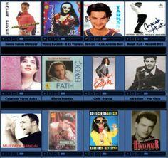 Turkish Pop Music history