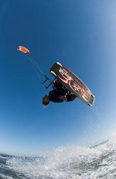 Learn to Kiteboard in Pismo beach where there is soft sand, no rocks, and no coral