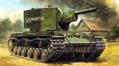 KV-2 1941