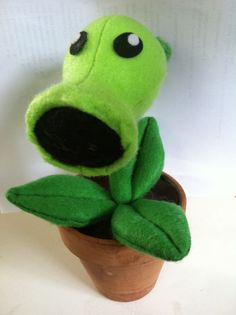 I don't know what sort of plant he is supposed to be, but I like him.