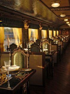 Maharaja Express: Você Nunca Viu um Trem Assim!