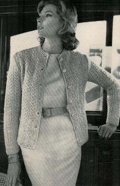 Vogue Knitting 1960