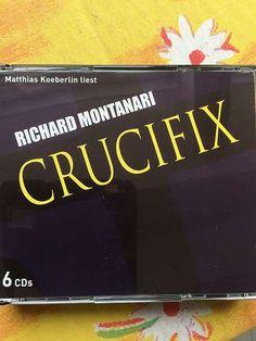 Hörbuch Richard Montanari - Crucifix Richard Montanari, Crucifix, Thriller