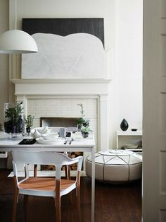 Dining room (Sacramento Street :: Living with Great Style + Interiors)
