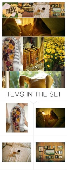 """Hufflepuff Common Room Aesthetic 2"" by transparentart ❤ liked on Polyvore featuring art"