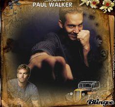tapis rouge PAUL WALKER...