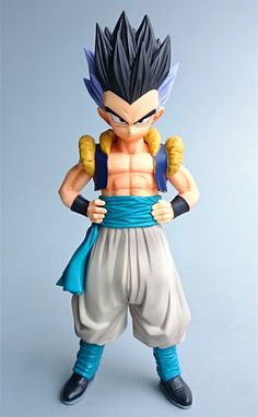 Anime Dragon Ball 20CM Super Master Stars Piece The Gotenks PVC Action Figure Collectible Model Brinquedos Toy Christmas Gift //Price: $US $15.29 & FREE Shipping //     #toyz24