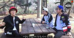 BTS V Kim Taehyung Jimin J-HOPE