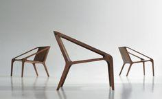 Elegant Contemporary Interior Design Furniture, Loft Lounge by Shelly Shelly Loft-Lounge-Set