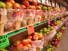 Farmers markets in Lancaster PA | Fresh produce, fruits & baked goods