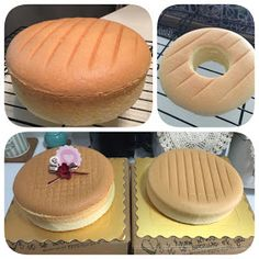 Reproduced another recipe of Kat Kat's (the BC member that inspired me on the Gula Melaka Cotton Cake , remember? This cake is extreme. Condensed Milk Cake, Condensed Milk Recipes, Cake Cookies, Cupcake Cakes, Cupcakes, Japanese Cheesecake Recipes, Shortcake Recipe, Dessert Recipes, Desserts