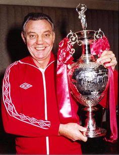 ♠ #LFC #History #Legends Joe Fagan.... also a champion