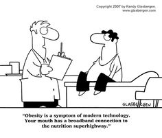 """how to explain obesity to the """"high-tech"""" ppl"""