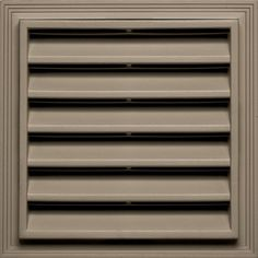 Builders Edge 120051212095 12' x 12' Square Vent 095, Clay ** Check this awesome product by going to the link at the image.