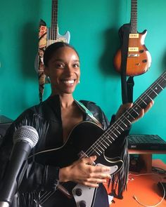 """Lianne on Instagram: """"Going live now on @blogotheque"""" Lianne La Havas, Live In The Now, Amazing Women, Music Instruments, Guitar, Feminine, Photo And Video, Instagram, Videos"""